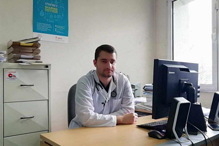 Д-р Тихомир Живков: Близо 700 души у нас са пациентите с хемофилия