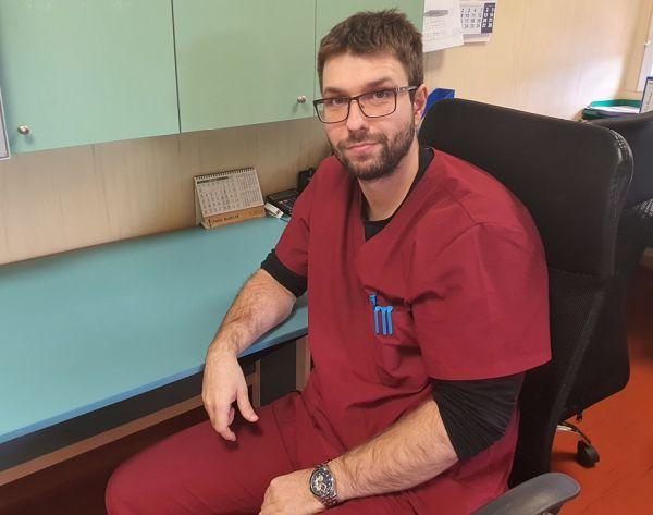 Д-р Красен Венков: Сбъднах мечтата си да работя в Отделението по трансплантация на стволови клетки